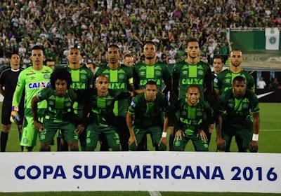 Chapecoense va remporter la Copa Sudamericana !