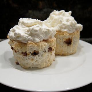 Angel Food Surprise Cupcakes