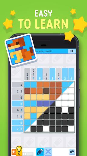 Logic Pic u270fufe0f -  Picture Cross & Nonogram Puzzle  screenshots EasyGameCheats.pro 1