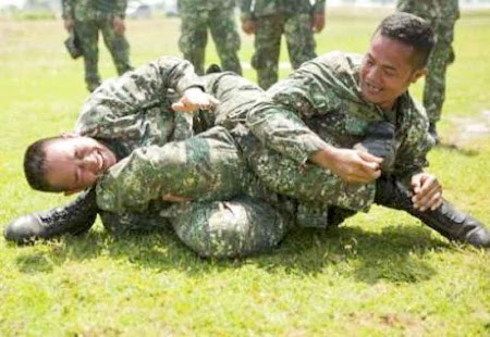 Army Martial Art Techniques - náhled