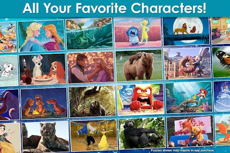 Disney Jigsaw Puzzle! 4