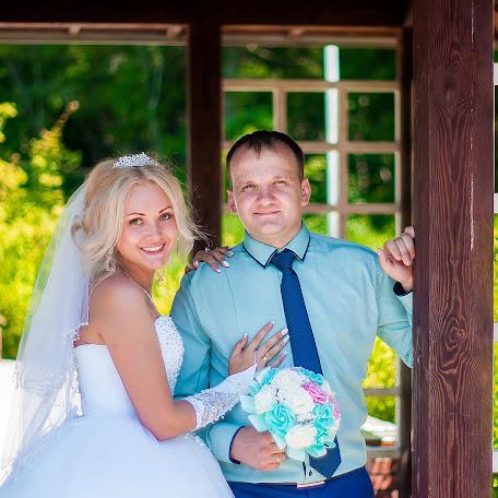 Wedding photographer Mariya Lisichkina (murechka). Photo of 21.07.2017