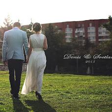 Wedding photographer Evgeniy Lesik (evgenylesik). Photo of 29.03.2017
