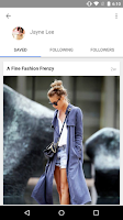 Screenshot of Bloglovin'