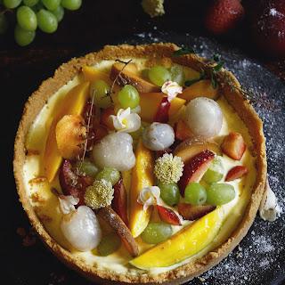 Frozen Fruit Tart Recipes