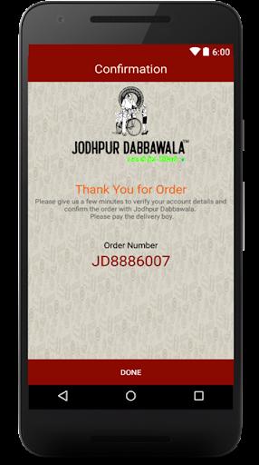 Jodhpur Dabbawala