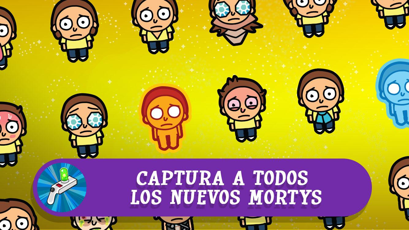 Pocket Mortys MOD APK