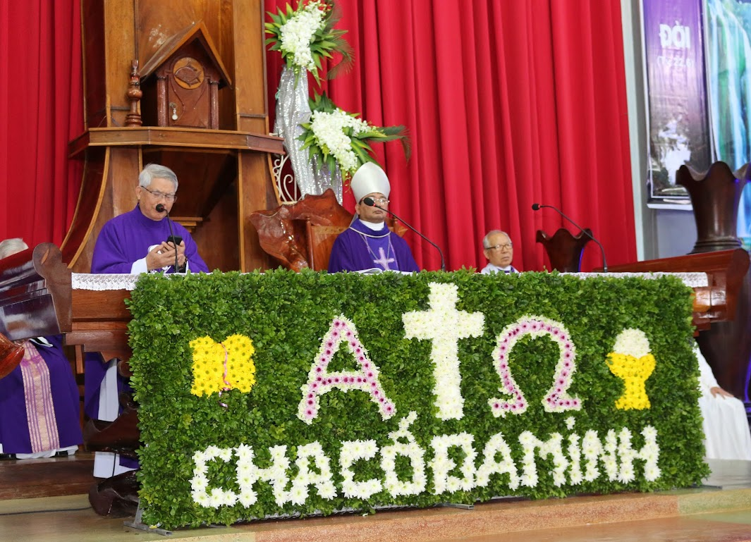 Thánh lễ an táng Cha Đaminh Vũ Đức Hậu - Giáo phận Ban Mê Thuột - Ảnh minh hoạ 5