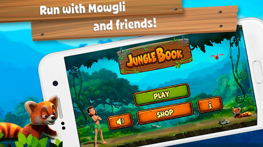 Jungle Book Runner: Mowgli and Friends 1.0.0.8 screenshots 2
