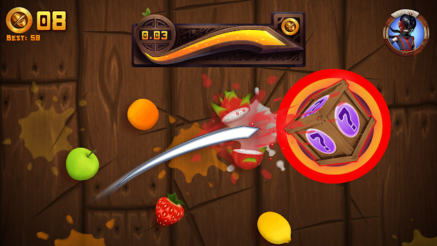 Fruit Ninja® APK screenshot thumbnail 9
