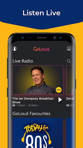 Today FM screenshot 1