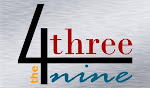 Logo for the 4 three nine