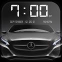 Cars Clock Wallpaper icon