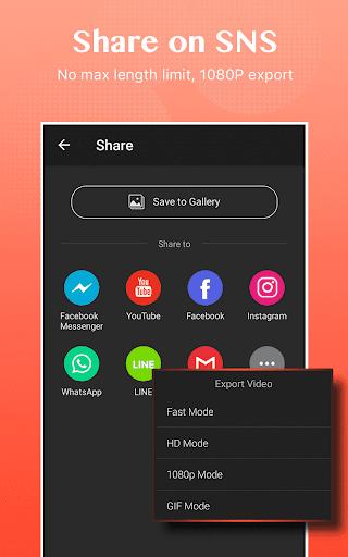 Video Maker with Music,Photos,Effect&Video Editor 1.5.0 screenshots 4