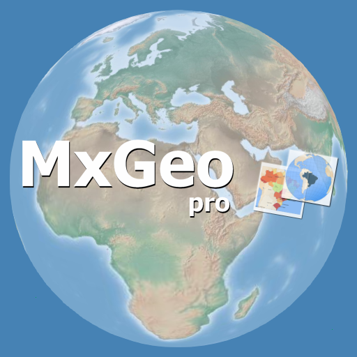 World atlas & world map MxGeo Pro - Mga App sa Google Play