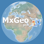 World atlas & world map MxGeo Pro 6.1.1 (Paid)