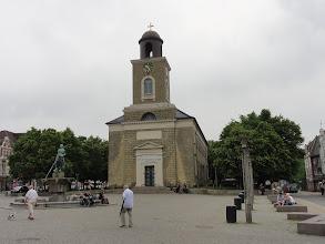 Photo: Marktplatz  mit Tine-Brunnen