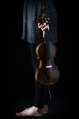 La violinista di Marcello Zavalloni