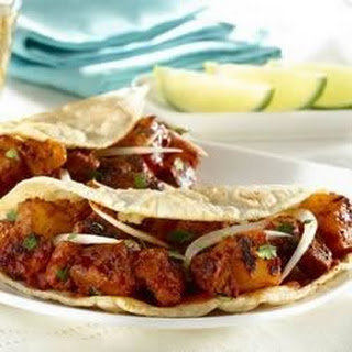 Home-style Tacos al Pastor (Chile and Pineapple Pork Tacos)