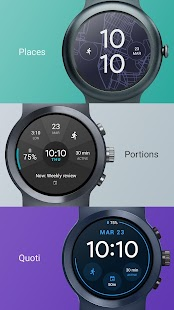 Looks Android Wear Watch Faces- screenshot thumbnail