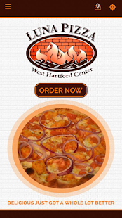 Luna Pizza West Hartford- screenshot thumbnail