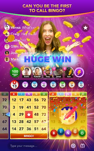 Live Play Bingo - Bingo with real live video hosts 1.0.3 8