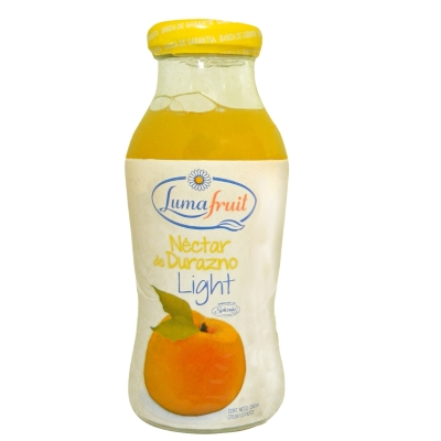 jugo lumafruit durazno light 250ml