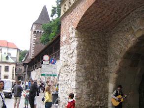Photo: Tor zu Krakaus Altstadt