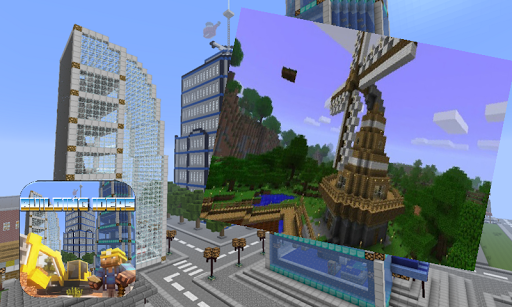 Download Building Ideas Minecraft Pe For PC