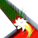 Cutting Grass – Rolly Splat (game)