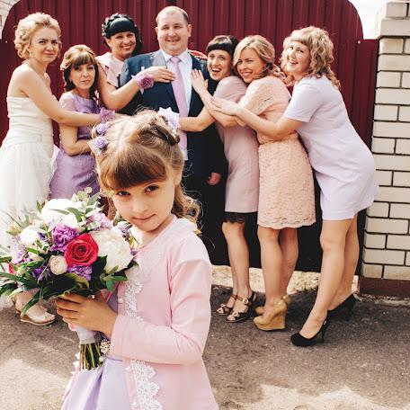 Wedding photographer Darya Malkina (dashamalkina). Photo of 13.07.2017