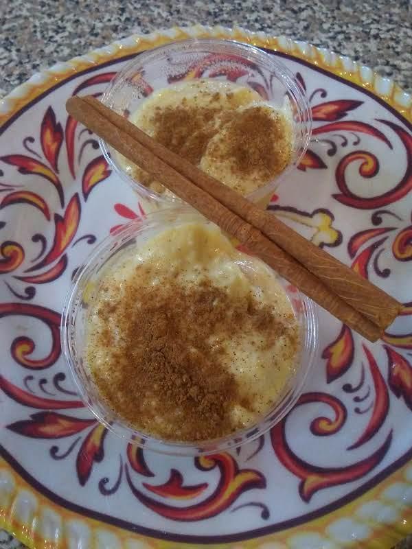 Cuban Natilla ( Special Rich Vanilla Pudding) Recipe