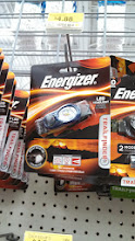 Photo: Since my daughter loves to read at night in her bed, I decided to get the Energizer LED Headlight. I know she will love it!
