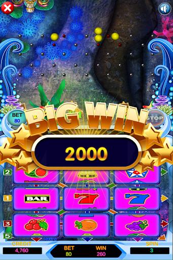 Pinball fruit Slot Machine Slots Casino screenshot 2