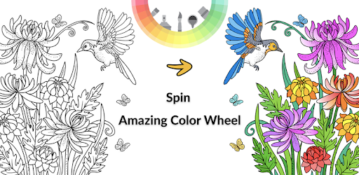 Приложения в Google Play – Spin Coloring 2019: Coloring Pages ...