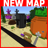 Craft Bottom Map for MCPE