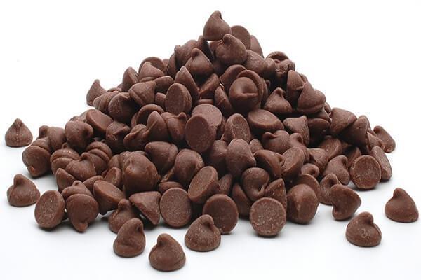 Kết quả hình ảnh cho các loại chocochip  trang  trí kem