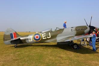 Photo: Supermarine Spitfire FR14E