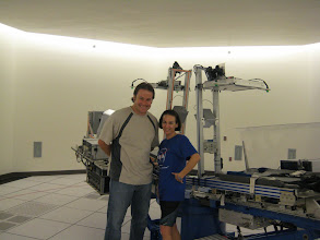 Photo: With Brent, the Exercise Physiologist