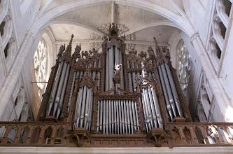 Photo: Eine echte Cavaillé-Coll-Orgel, die für die Weltausstellung 1855 in Paris gebaut wurde