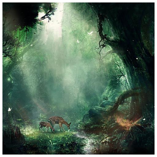 ジャングル ライブ壁紙 生活 App LOGO-APP試玩