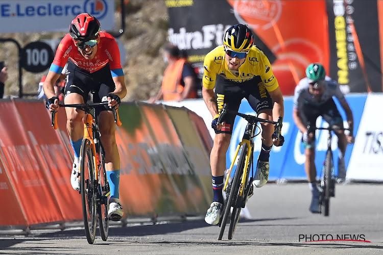 Mäder doneert meer dan 4.500 euro aan goede doel na belofte voor de Vuelta