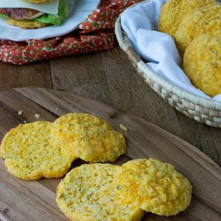 Grain Free Italian Herb Cheese Sandwich Buns