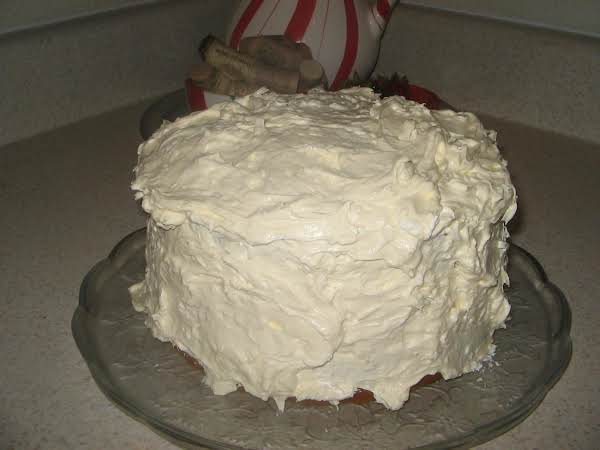 Coconut Whipped Frosting Recipe