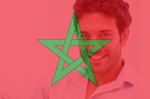 عيد الاستقلال - Maroc drapeau