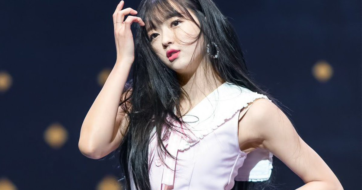 Oh My Girl YooA Has Rare Body Measurements That Give Her God-like