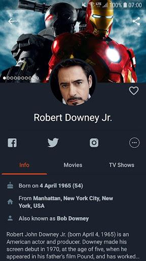 Moviebase: Discover Movies & Track TV Shows screenshot 3