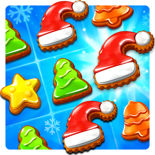 Christmas Cookie - Santa Claus's Match 3 Adventure (game)