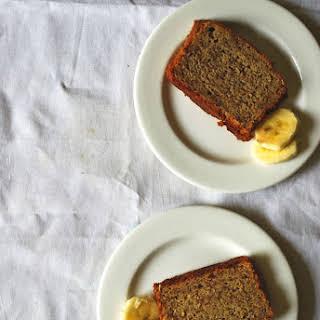 Gluten-Free Banana Bread.
