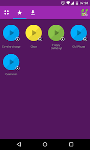 Fun Sounds Instant Buttons - screenshot thumbnail